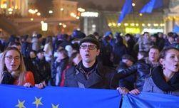 В Крыму созывают майданы за евроинтеграцию