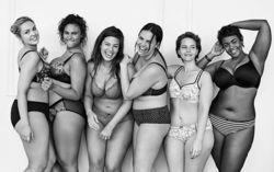 Модельный бизнес переключился на девушек с нестандартной внешностью