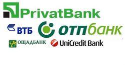 Названы самые популярные банки Украины за май 2015г.