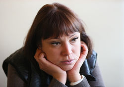 Помощник министра обороны Татьяна Рычкова гордится тем, что она – порохобот