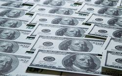 Полуторагодичный рекорд: доллар ниже 57 рублей, евро – меньше 60 рублей