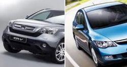 В США до сих пор на ходу три четверти проданных за 25 лет авто Honda
