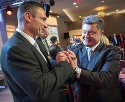 Кличко предлагает выдвинуть единого кандидата на президенты от демократических сил - Порошенко