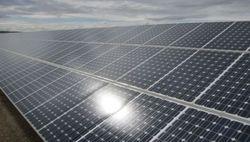 За 80 млн. гривен в Севастополе строят фотоэлектростанцию