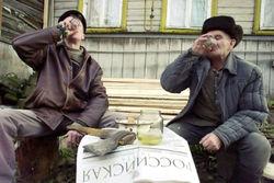 Россияне меньше пить не стали - эксперты
