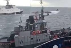 Атака на корабли ВМС Украины санкционирована Кремлем: Путин все знал