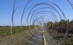 Стена на украинской границе не нравится Минприроды России