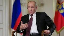 Путин заявил, что планов аннексии юго-востока Украины у него нет