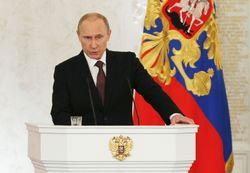 Аннексия Крыма демонстрирует империалистическую политику Кремля – Guardian