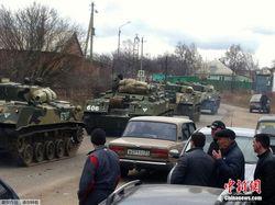 Двойные стандарты Москвы: ей можно держать армию у границы, а Киеву – нет