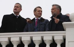 В Крыму поставят памятник Сергию Радонежскому  - Нарышкин