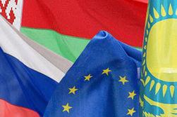 Геополитическая шизофрения – украинцы одинаково хотят в ЕС и ТС