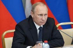 Путин подтвердил неизменность позиции России по Украине в ЕС