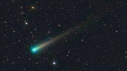 Комета ison превратилась в пыль, не оправдав надежд ученых