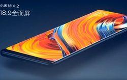 Представлены Xiaomi Mi Mix 2 и Mi Note 3