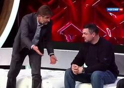 Леонида Ярмольника в прямом эфире ТВ «Россия-1» оскорбил антисемит