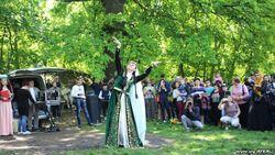 Крымские татары отпраздновали Хыдырлез в Киеве