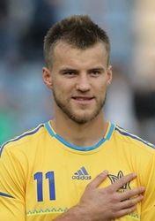 Андрей Ярмоленко подписал контракт с киевским «Динамо» до 2020 года