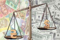 Ослабление гривни выгодно правительству и Нацбанку Украины – эксперты
