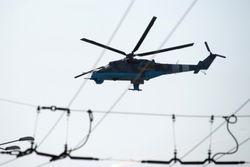 В аэропорту Донецка снова начали стрелять