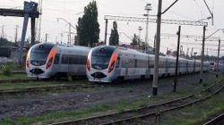 Скоростной поезд Hyundai вновь курсирует между Киевом и Львовом