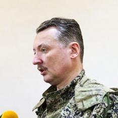 Стрелок-Гиркин не собирается прекращать боевые действия против сил АТО