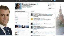Российский премьер Медведев в Twitter заявил о своей отставке