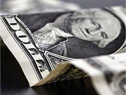 Курс доллара снизился к гривне с 11,2515 до 9,6399 на Форексе
