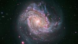 Скорость вращения галактики прямо влияет на ее форму – ученые