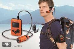 Panasonic презентовала action-камеру Panasonic HX-A500 для любителей экстрима