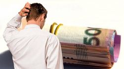 Реальная зарплата в Украине уменьшилась на 18,2% - Госстат