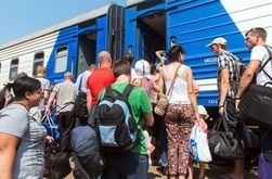 За сутки из оккупированного Донбасса выехало почти 1700 человек – ГСЧС