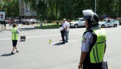 В Алматы полиция проводит спецоперацию