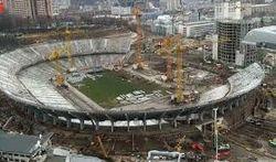 При реконструкции «Олимпийского» в Киеве украли 50 миллионов гривен