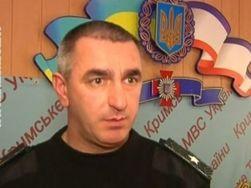Внутренние войска Крыма остались верны Киеву