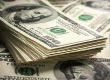Средний курс покупки наличного доллара в Украине упал