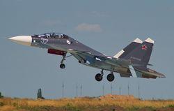 В Крыму сформировали эскадрилью из боевых самолетов Су-30СМ