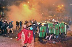«Правый сектор» не сдаст оружие до отставки Януковича