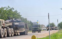 Над Угледаром уже реет украинский желто-голубой стяг