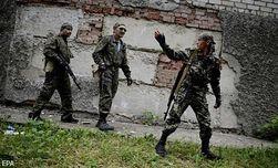 500 боевиков обстреливают пограничников Луганска из жилых домов