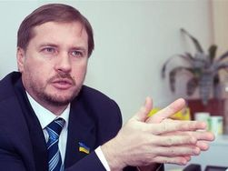 """Чорновил объявил """"позор провокатору"""" Тягнибоку"""