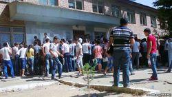 Абитуриенты в Ташкенте и квартирный вопрос