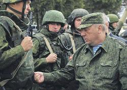 Российские десантники готовятся к гибридным войнам с сильным противником