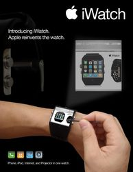 У часов iWatch будет экран Retina