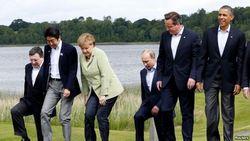 Эксперт – Путину: мировые лидеры давно не размахивают атомной дубинкой