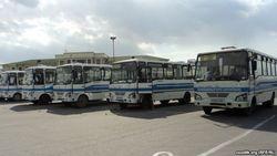 С 20 августа автобусам с пассажирами запрещено въезжать в город Ташкент