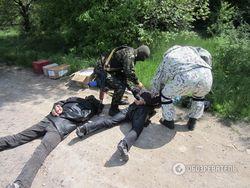 """В рамках АТО задержаны террористы с """"проголосовавшими"""" бюллетенями"""