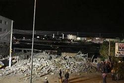 Новое ЧП на стройке в Сан-Пауло: во время ремонта рухнула пятиэтажка