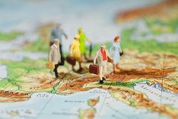 Украина: Иностранные инвестиции – сюда, национальный бизнес – отсюда