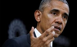 Обама пообещал ответ Путину за вмешательство в выборы